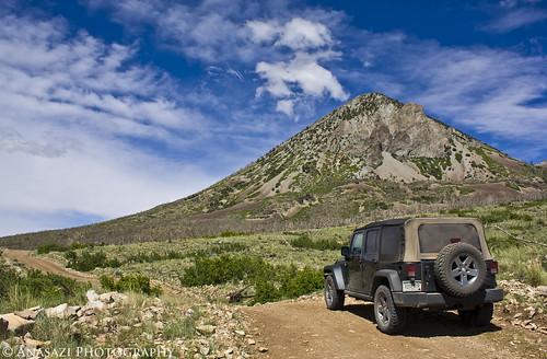 Cass Creek Peak
