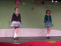 Irish Dancers (edenpictures) Tags: molly picnik irishdancing museumofscienceindustry christmasaroundtheworld mcnultyirishdancers mcnultyschoolofirishdance