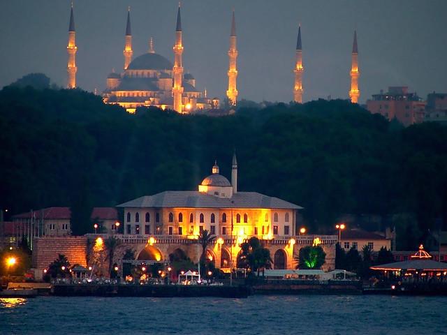 Mezquita Azul - Sultan Ahmet Camii - Istanbul