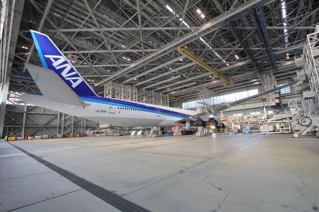ANA Airplane Maintenance Center (21)