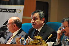 Prime Minister of Egypt Essam Sharaf