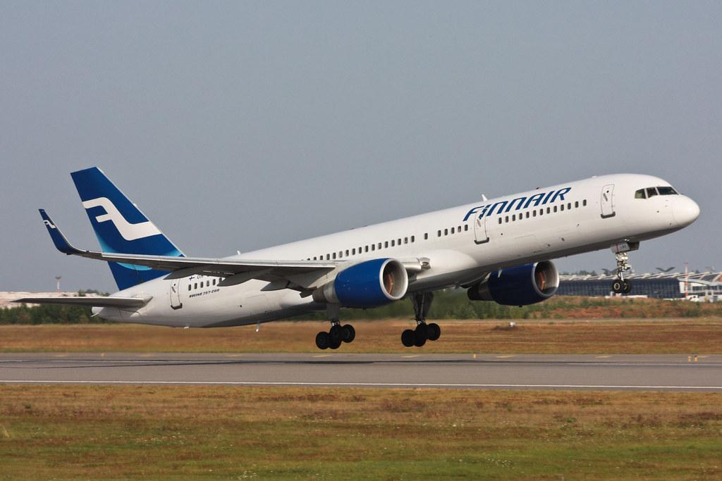 Finnair - OH-LBO - Boeing 757-2Q8