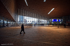 Centraal Station Rotterdam / Getting there! (zzapback) Tags: city holland netherlands dutch station architecture photography rotterdam nikon europe fotografie ns wide nederland sigma rail center enjoy cs ultra centrum 1224mm hdr stad olanda 010 architectuur dg centraal spoorwegen uwa rotjeknor photomatix groothoek hsm 2013 d700 zzapback zzapbacknl robdevoogd robertdevoogd