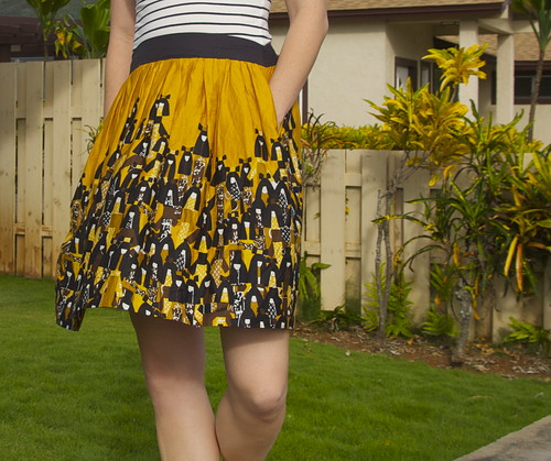 Matriarch Skirt