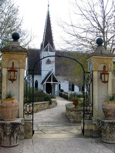 Edythe Bats Chapel