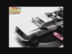 "Orion Pax - Delorean (""Orion Pax"") Tags: lego delorean"