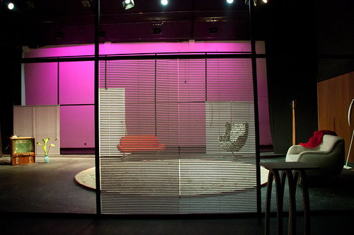 El Natalicio de Schumann: scenography design