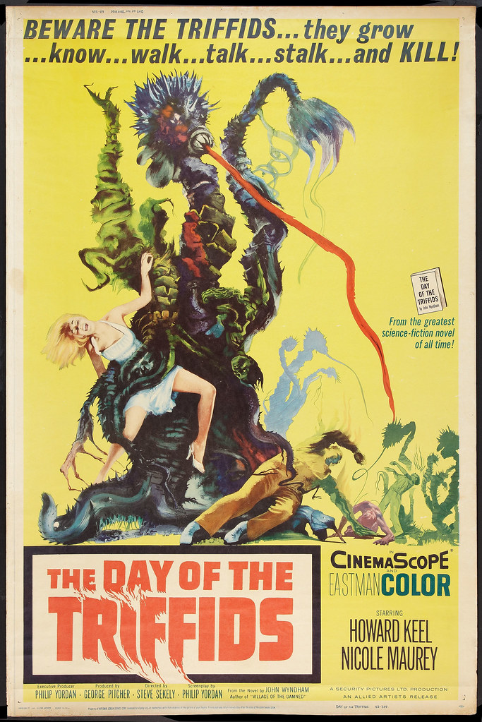 The Day of the Triffids (Allied Artists, 1962)