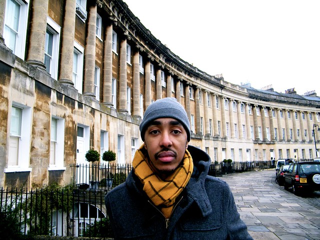 Oddisee in Bath, England