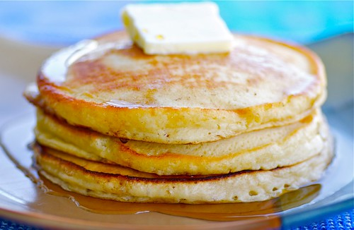 Better Than IHOP Pancakes from Recipes Every Man Should Know