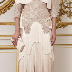 Givenchy FW Haute Couture 2010 (claire-olio) Tags: fashion photography hautecouture givenchy detailshots