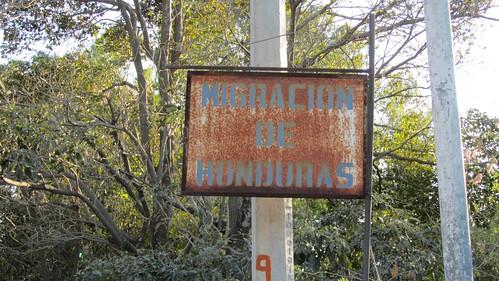 Migracion de Honduras