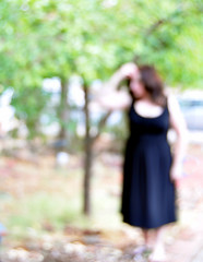Just a dream... (~lala~(Lisa)) Tags: light portrait 3 selfportrait motion color me self watercolor myself outdoors movement blurry model nikon emotion bokeh expression pastel year dream lisa gone vision sp confused impressionism reality 365 visualpoetry emotive impressionist dazed impressionistic selfie d90 justadream 365days i allablur nikond90 ~lala~ project36612010 365days2010