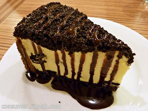 Oreo cheesecake @ Marmalade