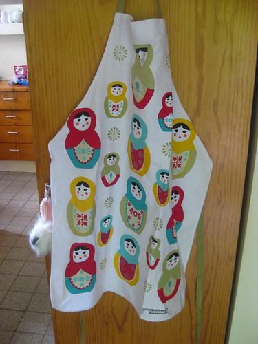 Cool apron