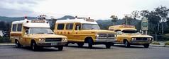 1972 Superior Industries ambulances (sv1ambo) Tags: gm general transport superior ambulance motors f queensland series service 1972 industries brigade ambulances fseries qatb