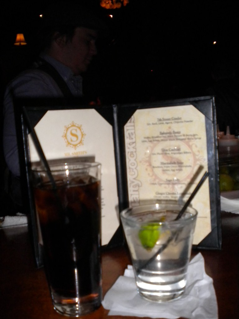 Ketel One at Mr. Smith's