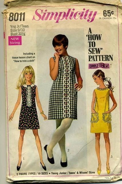 dress pattern 4