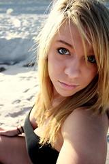 Seek me (Harlea Takes Photos) Tags: ocean blue sea portrait sun selfportrait beach water girl canon rebel sand waves florida atlantic palmtree nautical xs canonrebelxs canonxs canonxsrebel