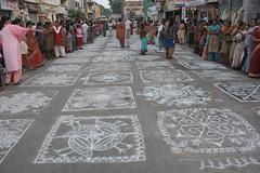 Kolangal (Shridhar D) Tags: festival chennai cwc mylapore kolangal chennaiweekendclickers