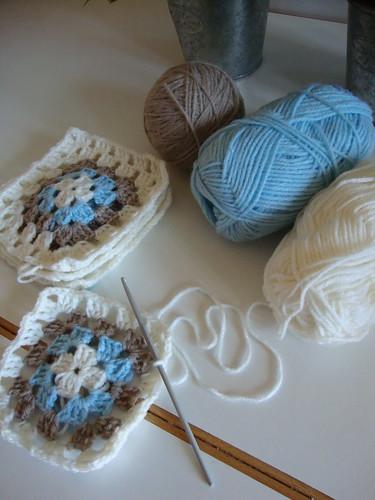 CAL - Crochet Along