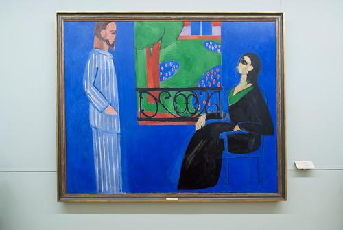 Conversation - Matisse
