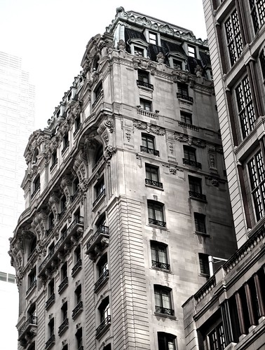 Saint Regis - Sheraton Hotel  --  2 East 55th Street @ Fifth Avenue, New York, NY / Anomalous_A