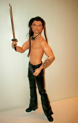 Hiroshi  Hot !!! (napudollworld) Tags: world japan dolls body ken barbie harley samurai mattel