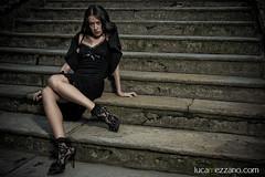 _LMP1587 (luca mezzano photographer) Tags: fashion dark nikon flash silvia ruined syl 2470 strobist d700