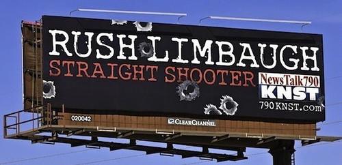 RUSHLIMBAUGH billboard