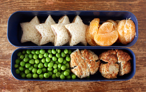 Toddler Bento #81: January 11, 2011