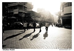 Abbey Road - in our very own Mumbai (Buleshwar Street) (mayankpandey) Tags: street abbey march shadows streetphotography beatles abbeyroad mumbai pandey thebeatles mws mayank georgemartin buleshwar mayankpandey