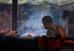 Roasted Fishes (Irene Becker) Tags: africa fish market capital westafrica nigeria nga roasted 2010 abuja blackafrica myg