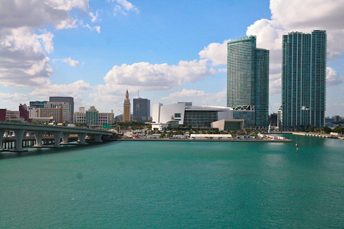 Bienvenido a Miami!
