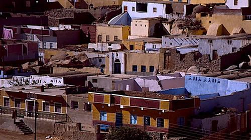 Nubian Village Sehel Island
