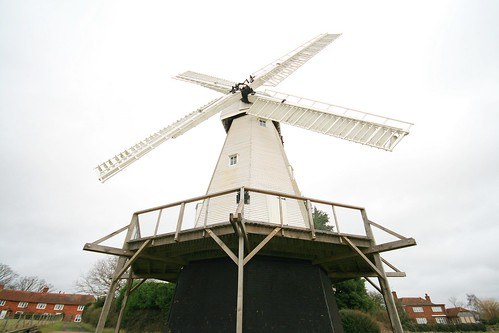 Woodchurch Windmill, Kent