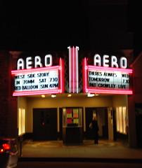 Aero Theater, Santa Monica CA