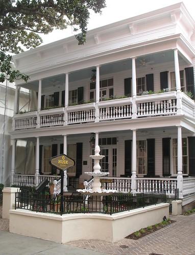 Charleston: Husk Restaurant