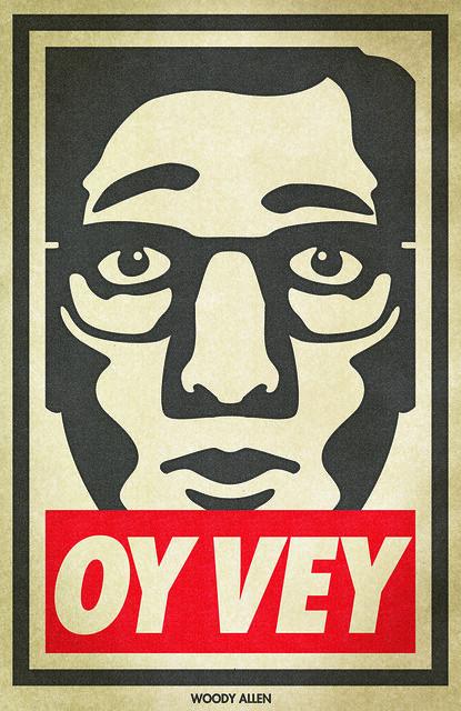 Woody Allen Has A Posse