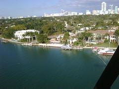 Passeio de helicóptero em Miami