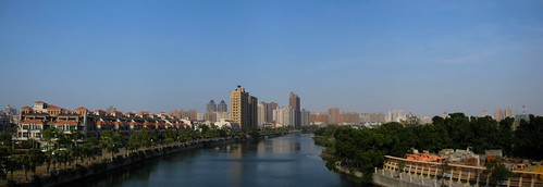 Love River (Viewed From Jiuru Bridge)