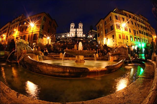 Rome, January 2011