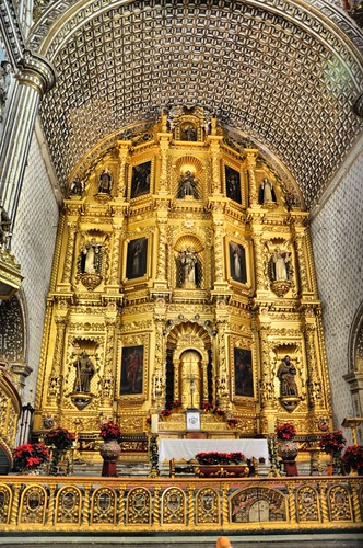 Catedral Santo Domingo, Oax. (16)