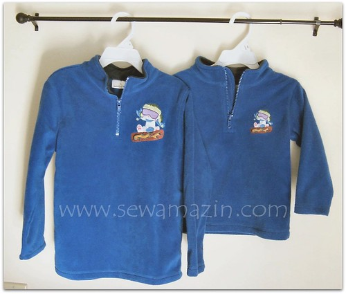 Snow Bunny Fleece Shirts
