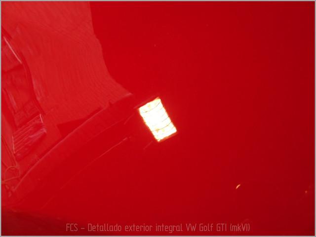 Detallado exterior VW Golf GTI mkVI-15