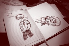 the notebook (dear fairytale) Tags: notebook manga draw