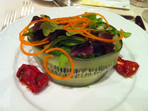 Fancy salad.