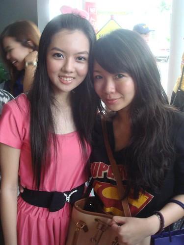 Chee Li Kee and Rachel