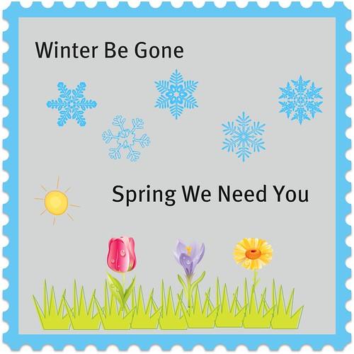 Bye-Bye Winter
