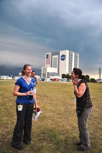 Wordless Wednesday: People of NASA Tweetup